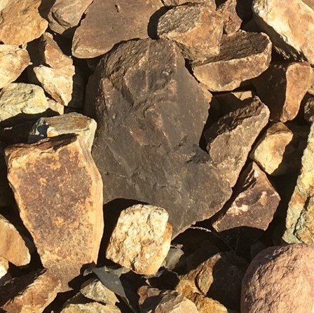 Cripple Creek Gold Ore 4 - 8 Inch